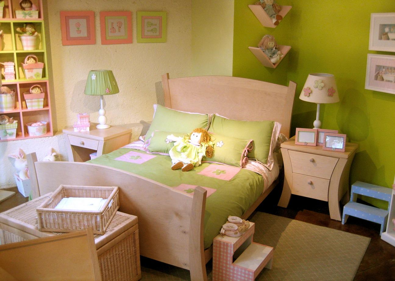 Jak vymalovat pokoj pro miminko
